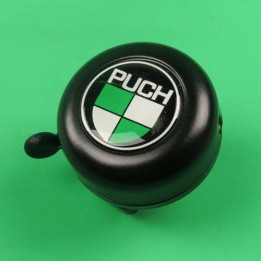 Bell with Puch logo