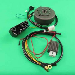 Electronic ignition Kokusan Puch Maxi